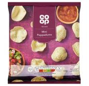 Co Op Indian Mini Poppadums